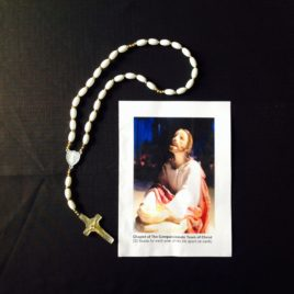 Chaplet of Compassionate Tears of Christ