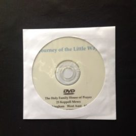 Journey of the Little Way DVD